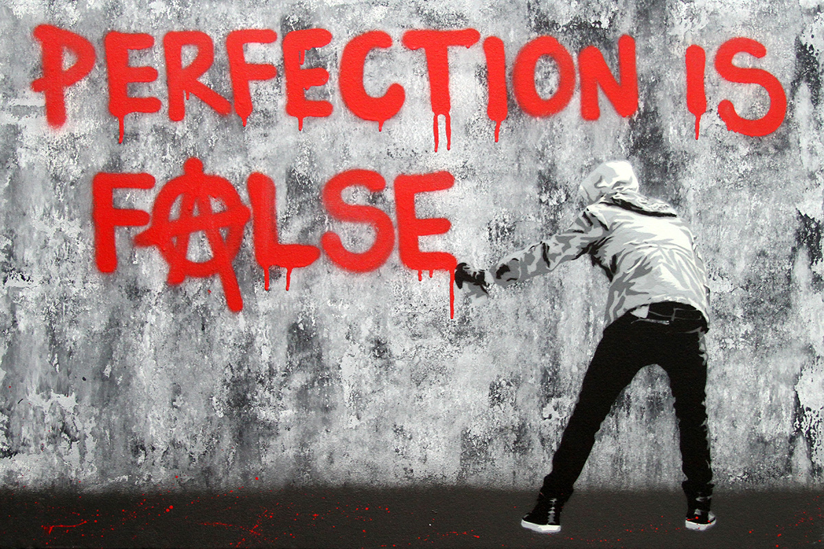 Perfection Is False