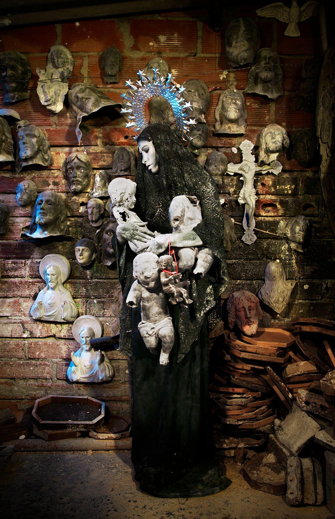 Maria de los Silencios