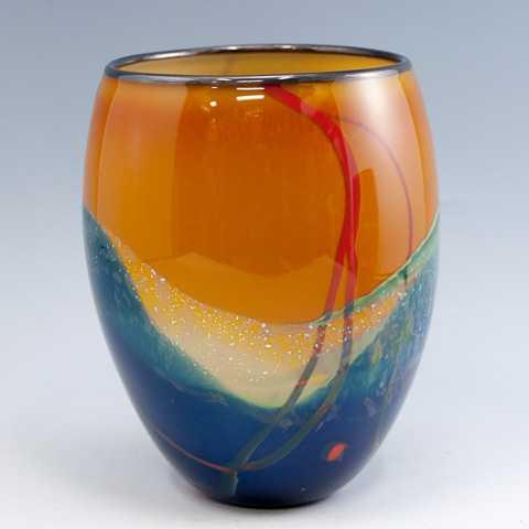 Landscape Series Vase