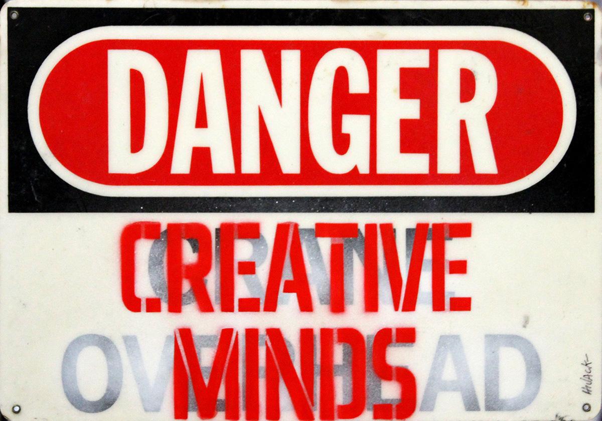 Danger Creative Minds