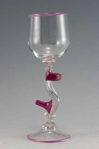Goblet/Pink Shoe