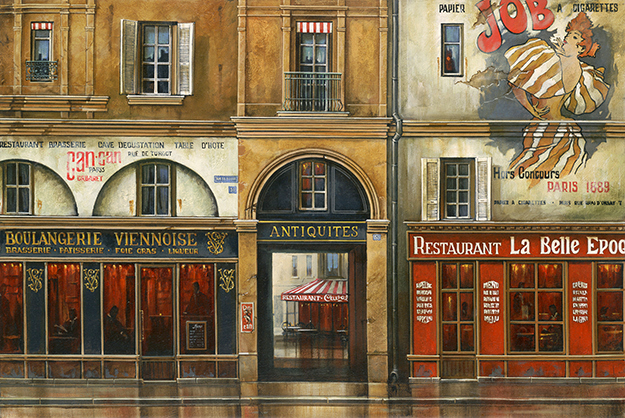 Boulingerie Viennoise