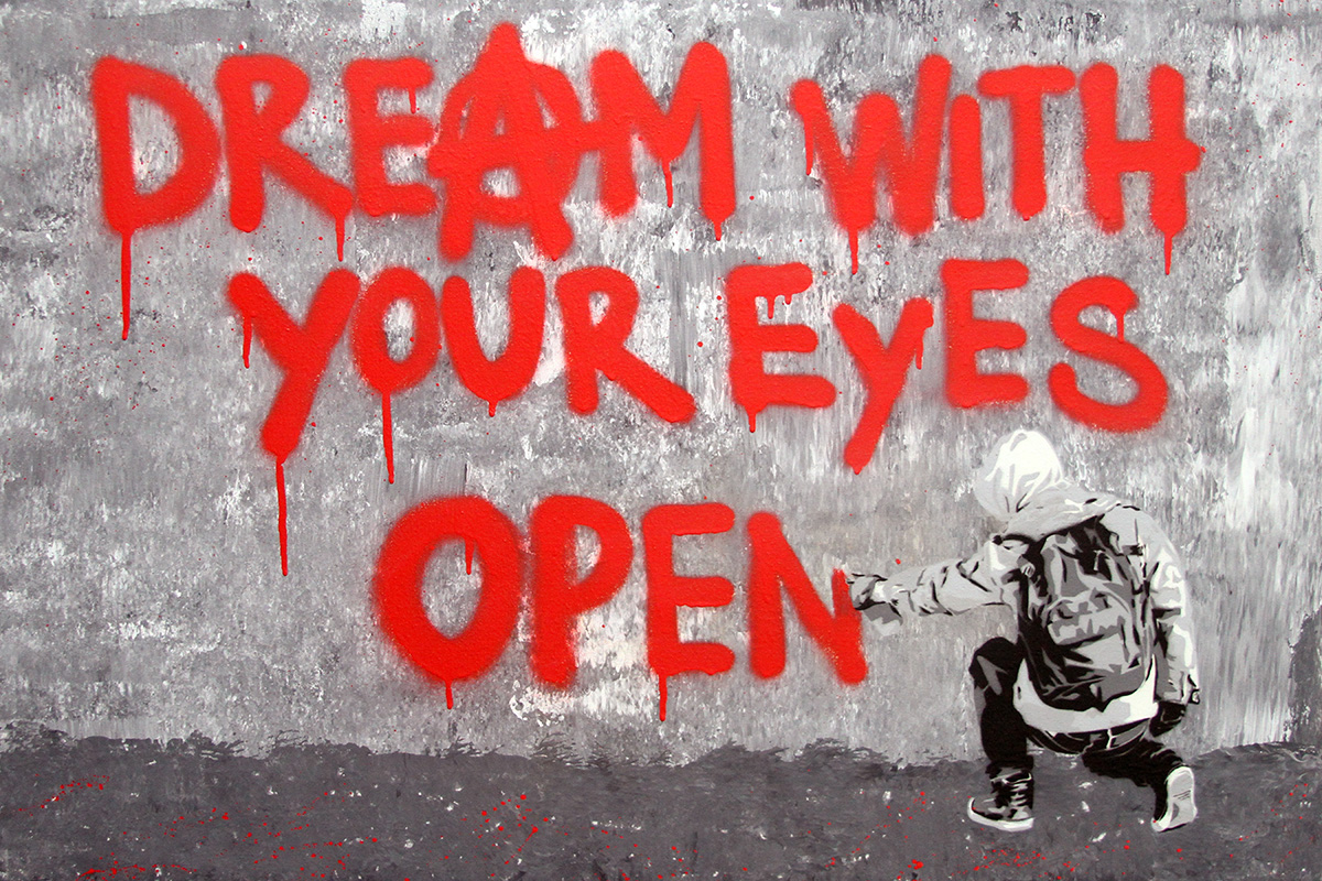 Dream With Your Eyes ...