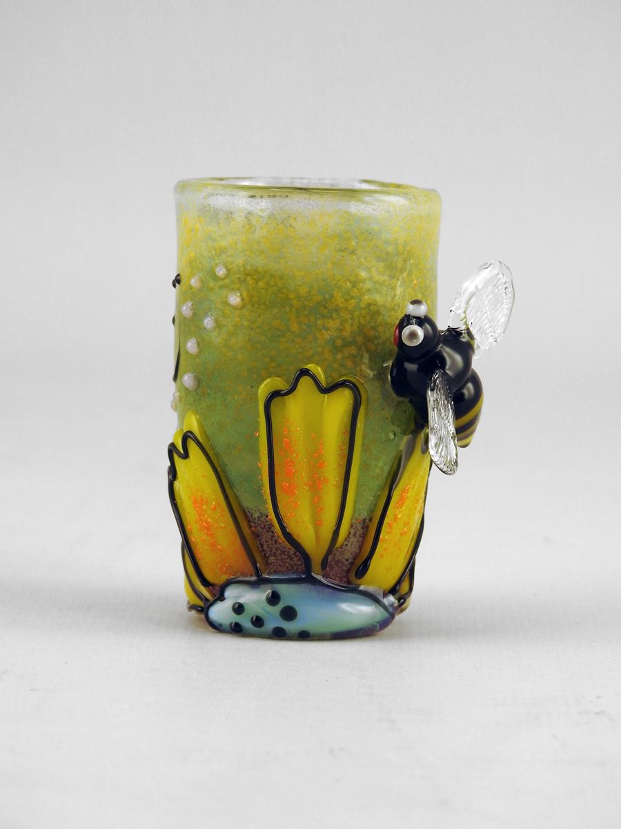 Shot Glass/Spring wit...