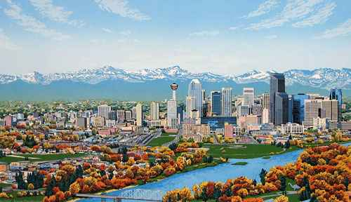 The Jewel of Alberta