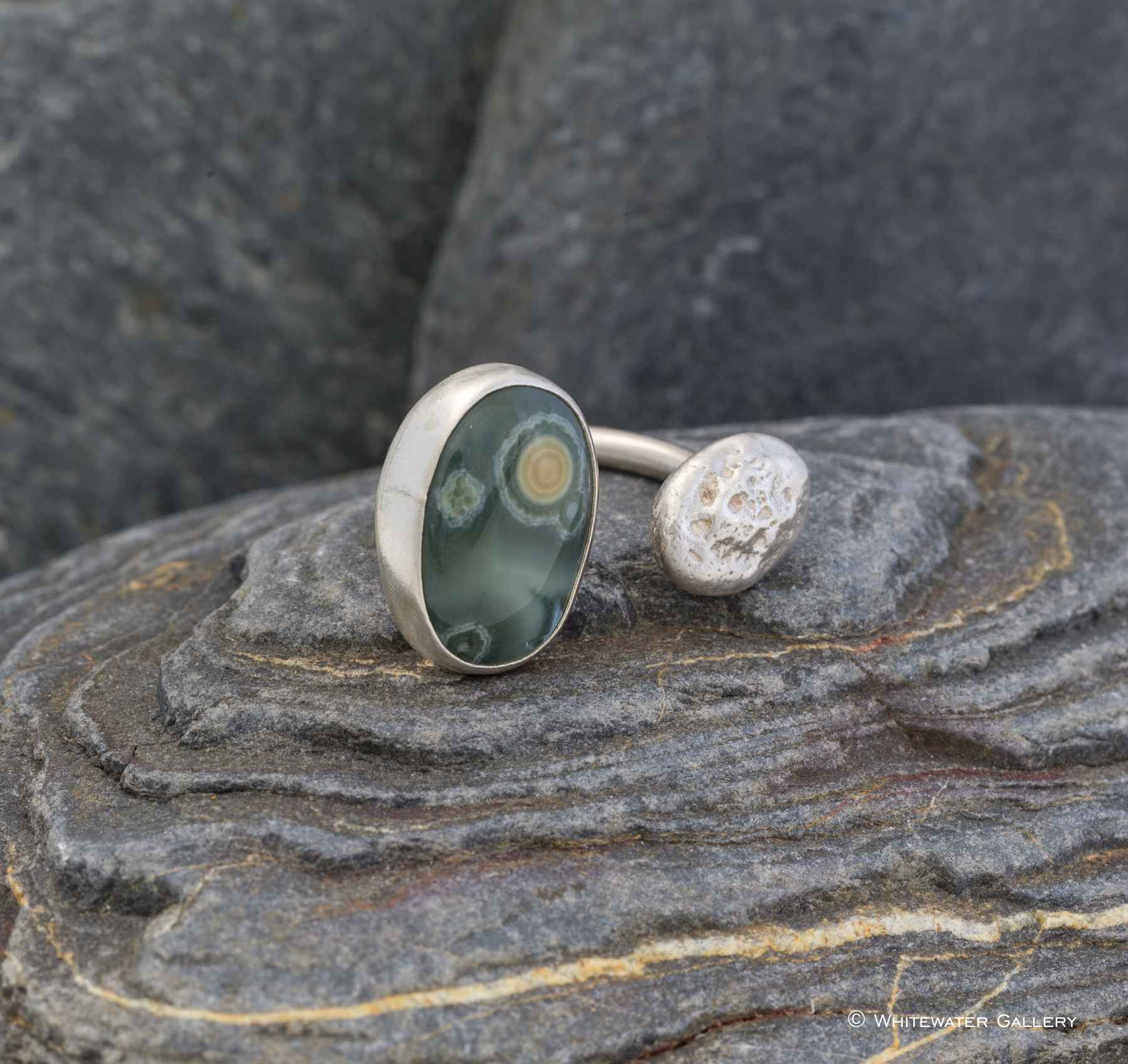 Rockpool Pebble Ring ...