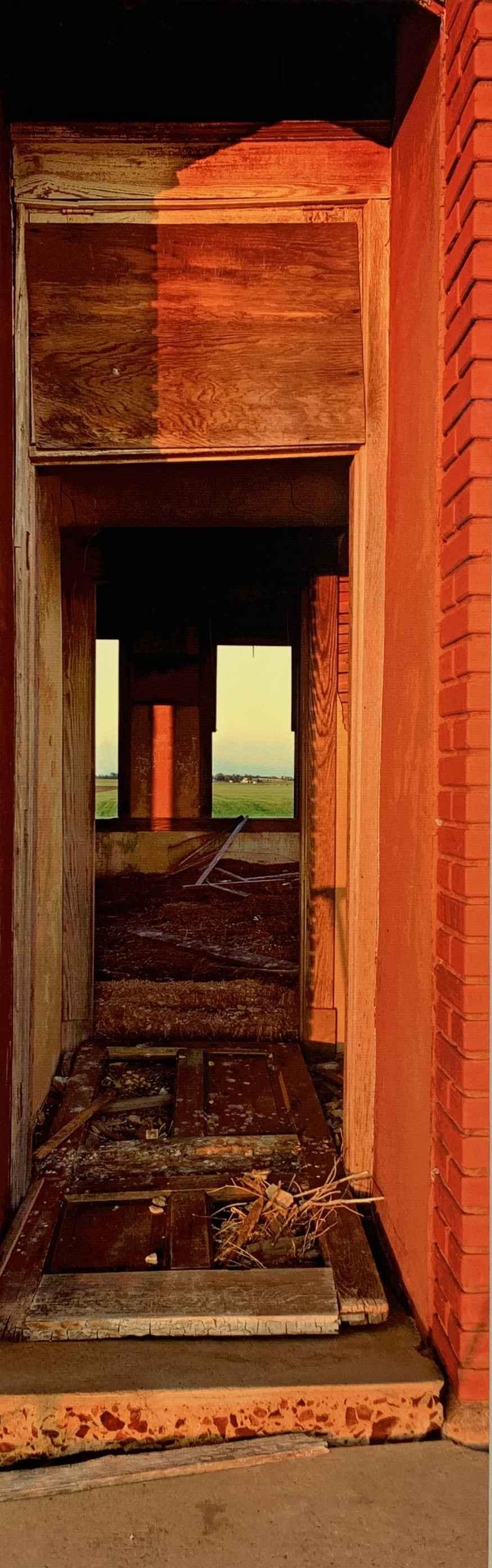 Door, Lincoln Co., KS