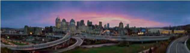 Cincinnati Skyline fr...