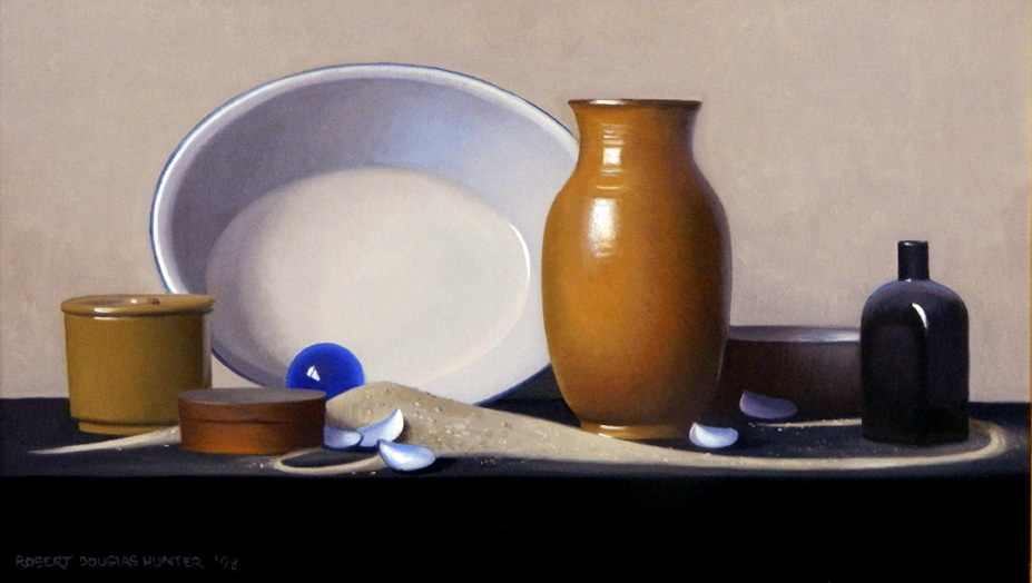Still Life with Sand ...
