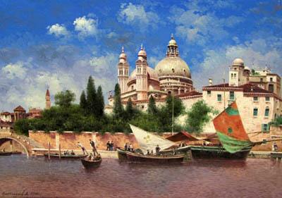 Venetian Sails