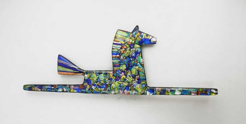Migration Horse