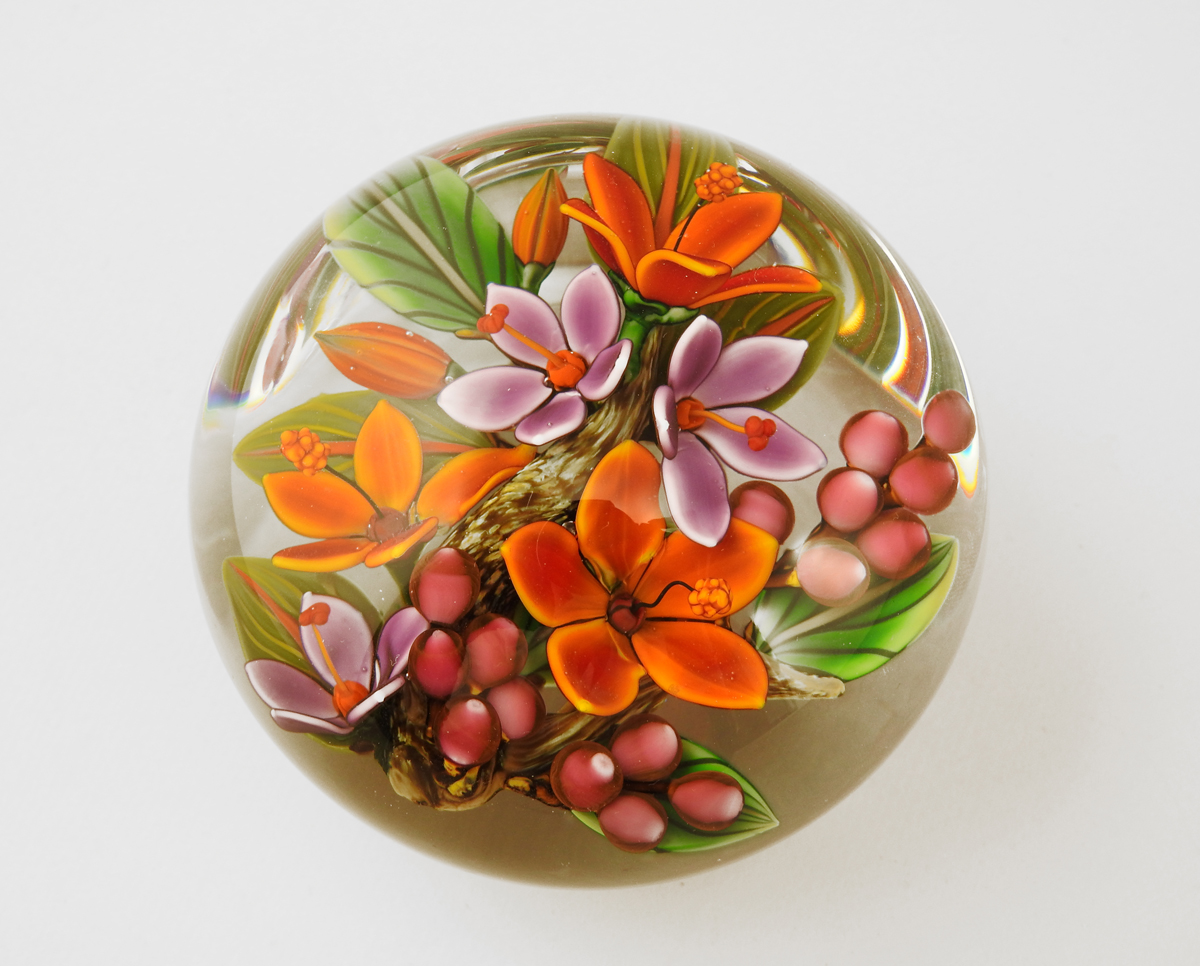 Paperweight/Floral