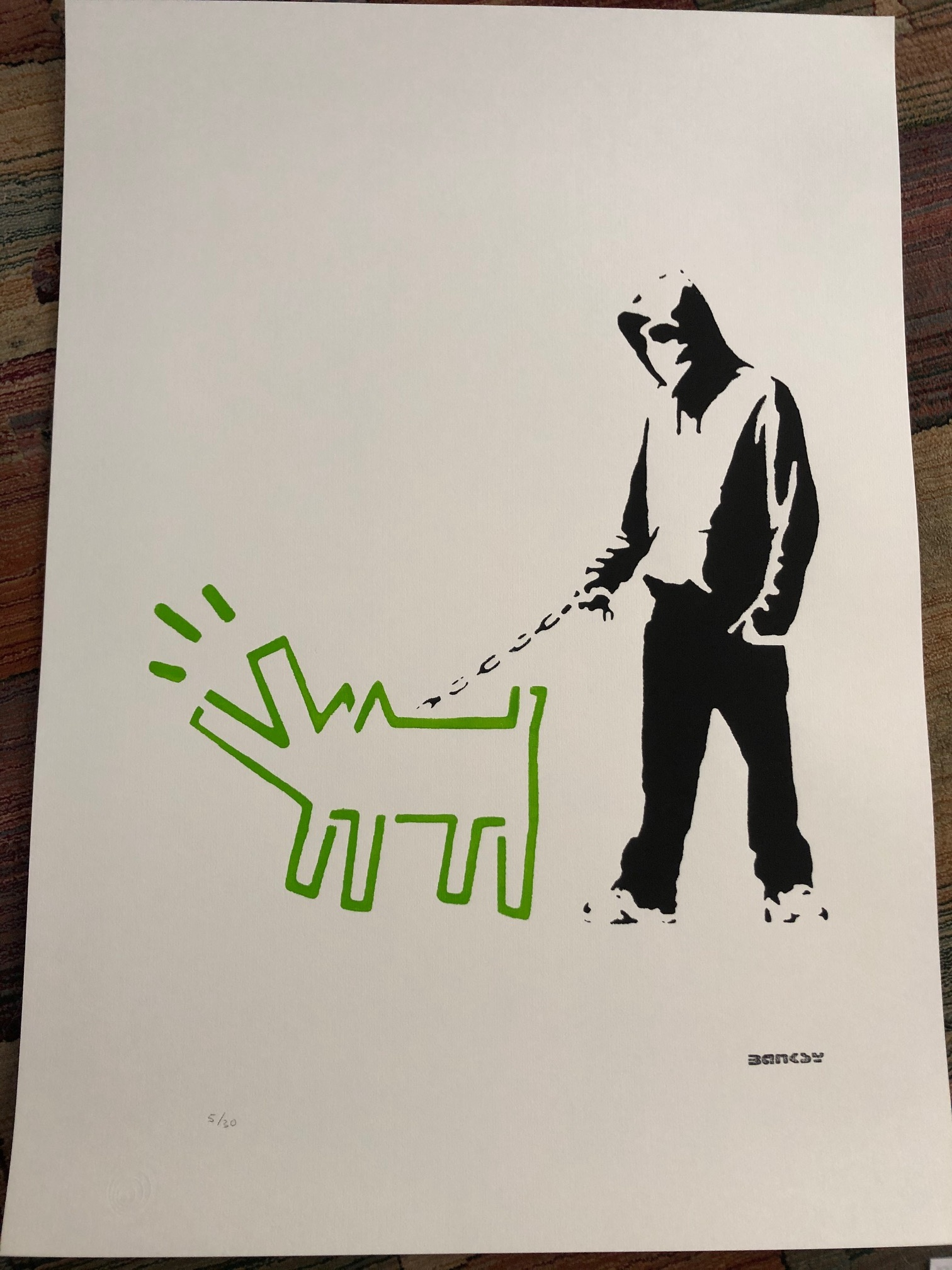 Banksy - Hoodie & Har...