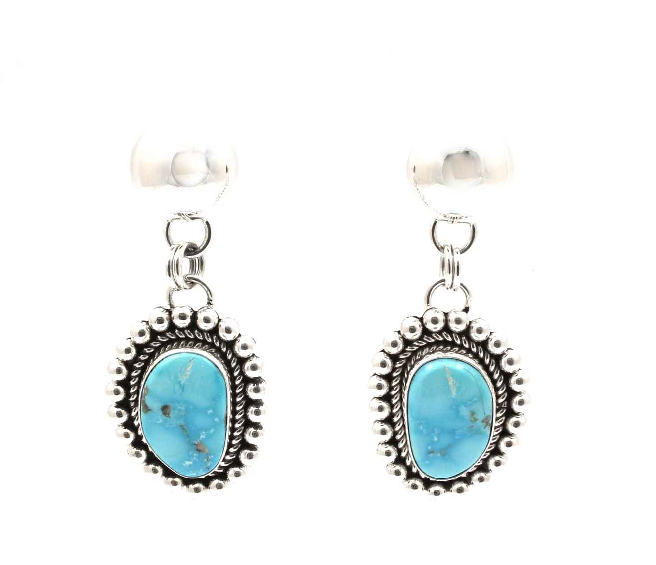 Morenci Turquoise Ear...