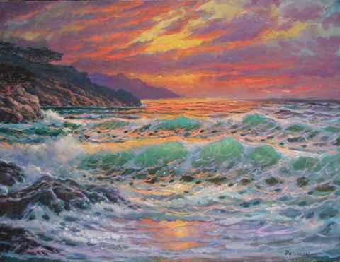 Carmel Sunsetting