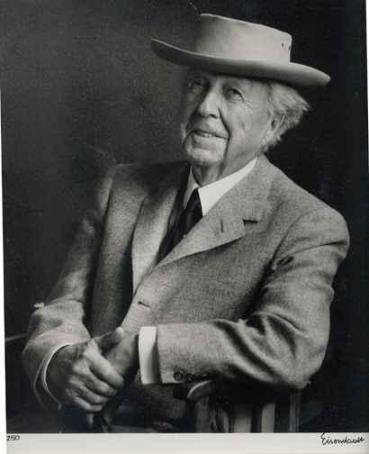 Frank Lloyd Wright, T...