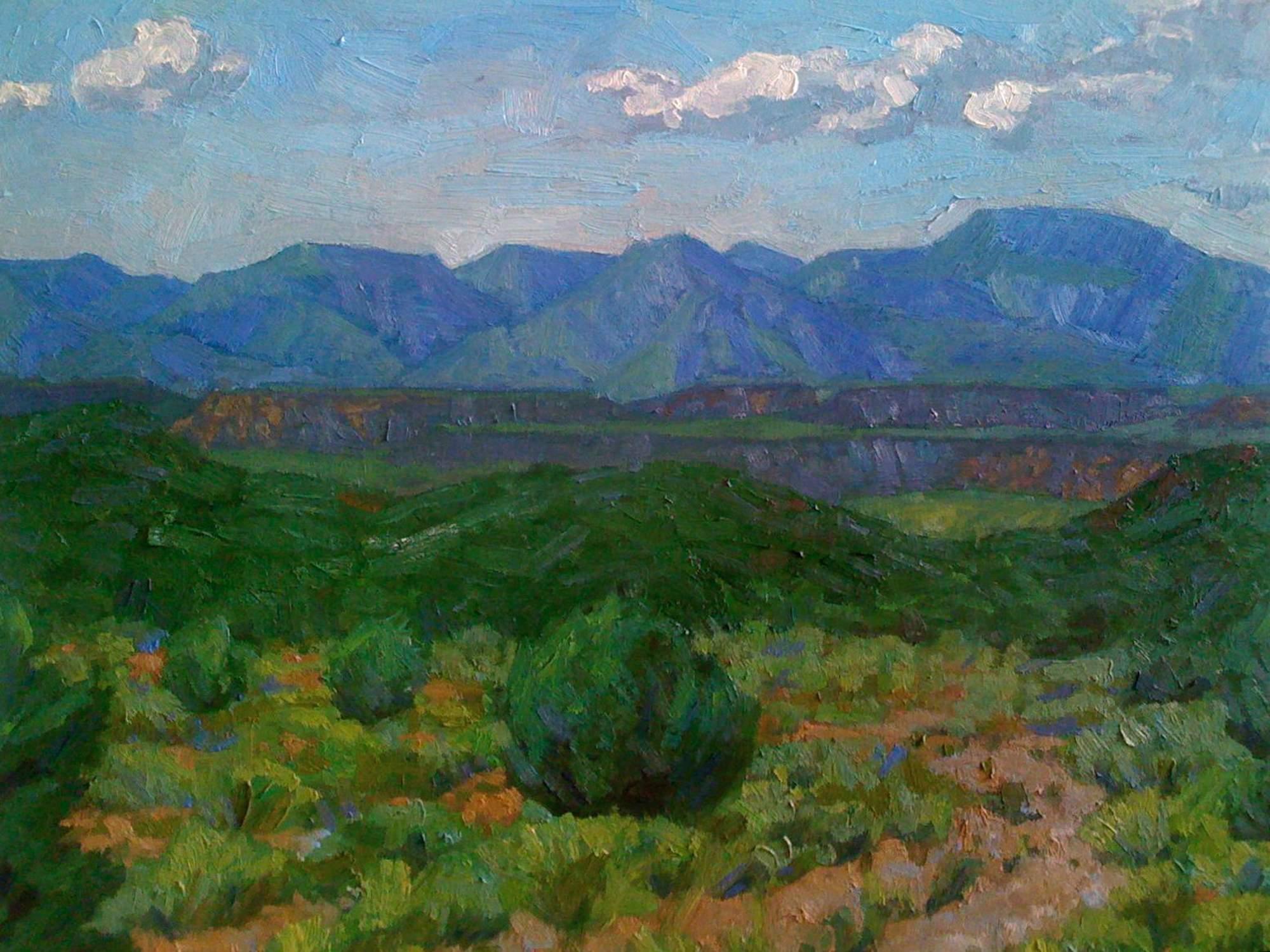 Apache Reservation Mo... by  Melissa Hefferlin - Masterpiece Online