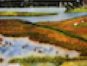 Sengekontacket #5 by  Deborah Hiatt - Masterpiece Online