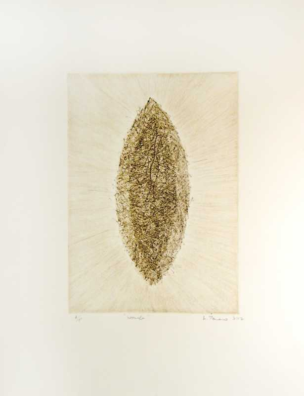 Drypoint C Womb by  Lonny Tomono - Masterpiece Online