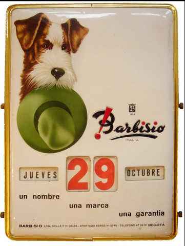 Barbisio calendar by   Anonymous - Masterpiece Online