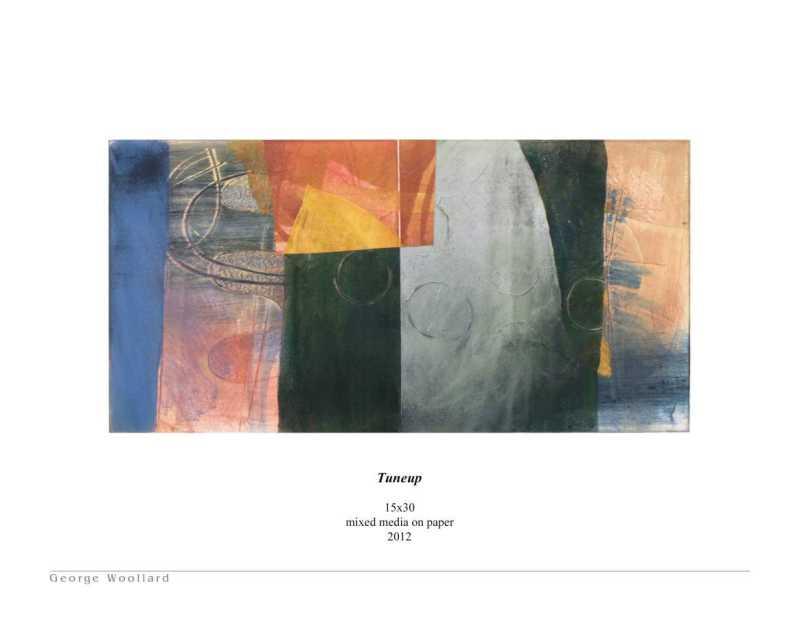 Tuneup by  George Woollard - Masterpiece Online