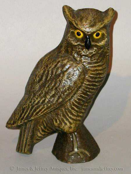 Wise Old Owl by  None None - Masterpiece Online