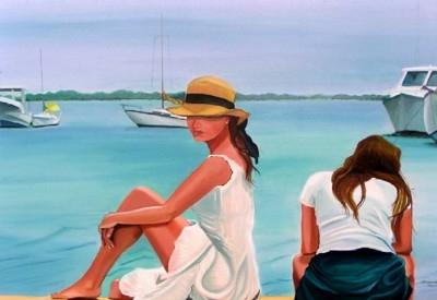 Destellos al Amanecer...  by  Deborah Levy