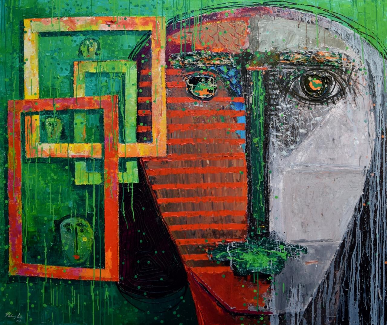 LAS VENTANAS by Mr. VLADIMIR CORA - Masterpiece Online