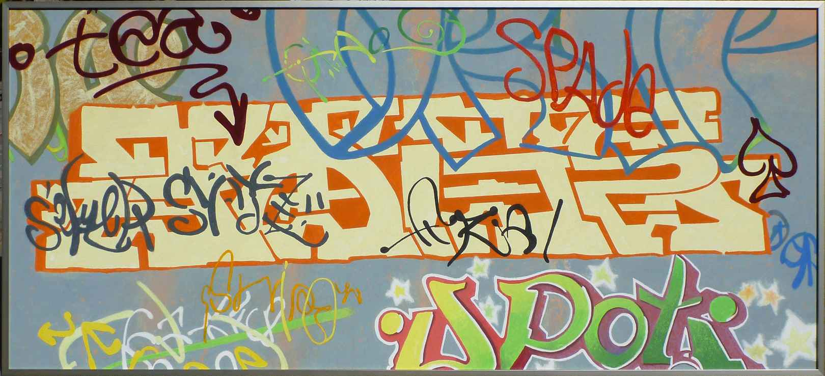Tagger Art by  Gordon Snidow - Masterpiece Online