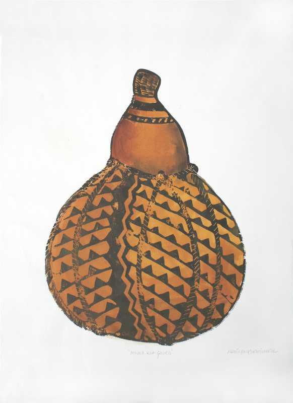 Mauna Kea Gourd by    - Masterpiece Online