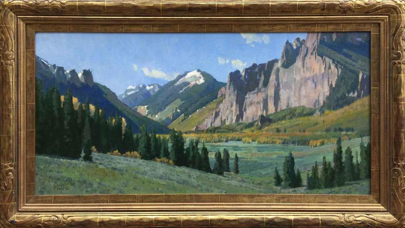 Mill Creek Valley by Mr. Wayne Wolfe - Masterpiece Online