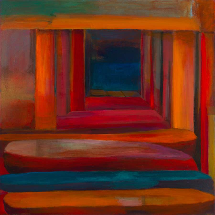 Temple Entrance by  Wendy Weldon - Masterpiece Online