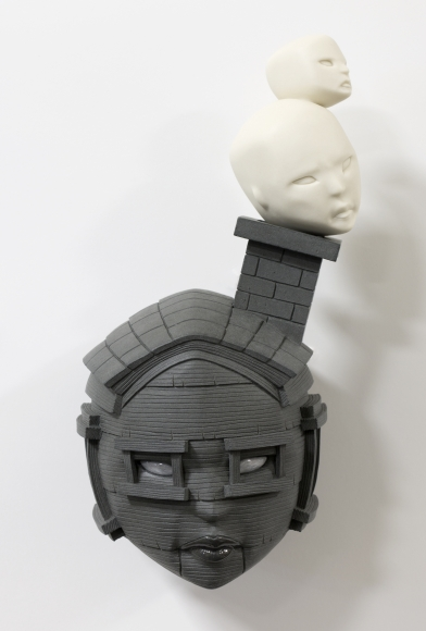 HOMEBODY HEAD 2 by  Calvin Ma - Masterpiece Online