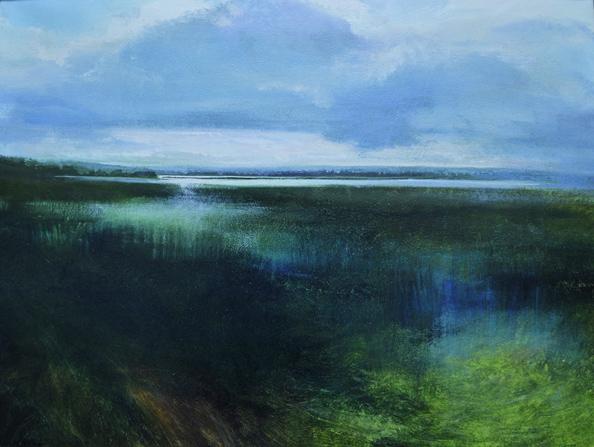 Shoreline Skies by  David Dunlop - Masterpiece Online