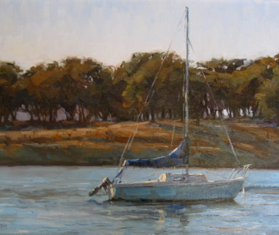 Waiting for the Wind by Mr Bob Rohm - Masterpiece Online