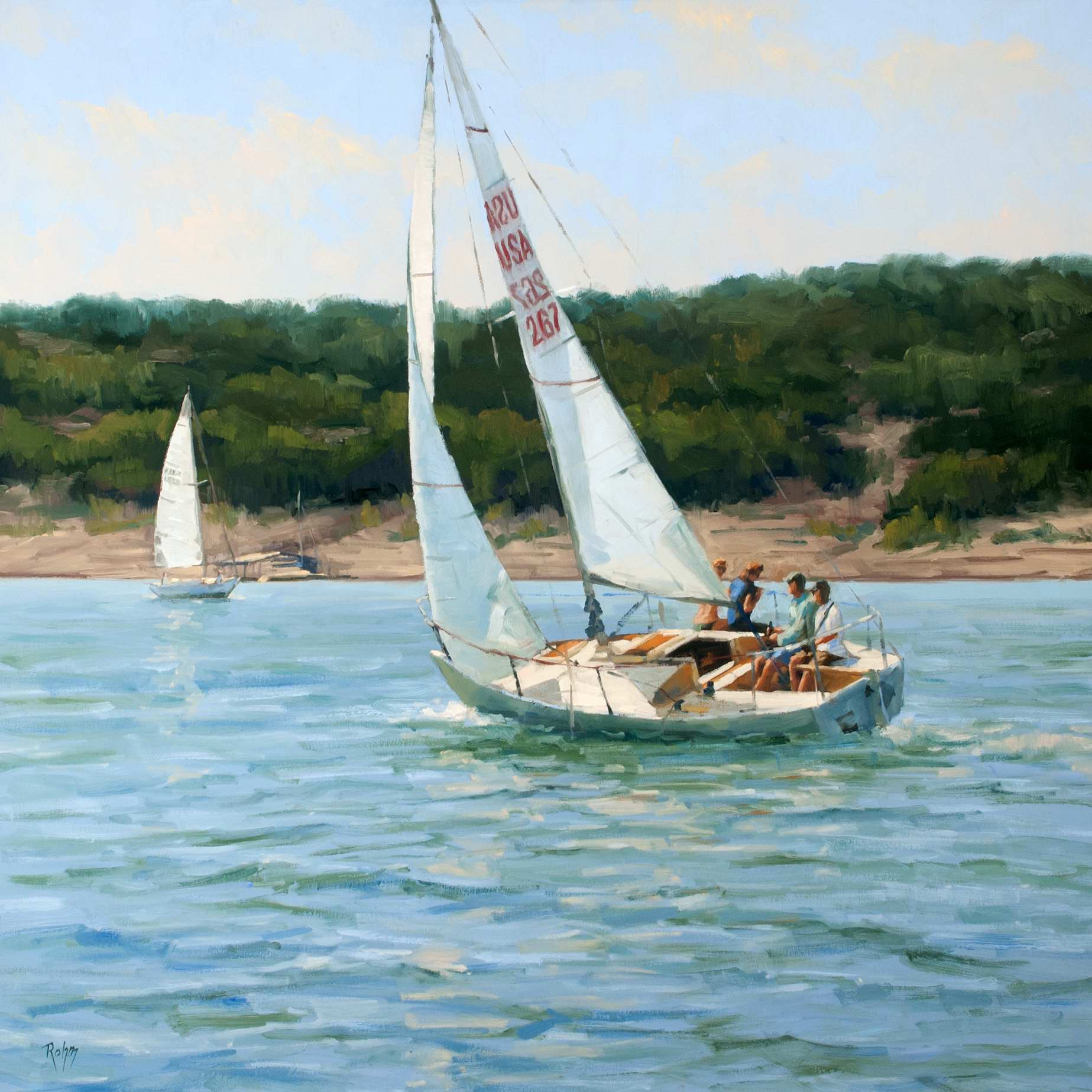 Full Sail by Mr Bob Rohm - Masterpiece Online
