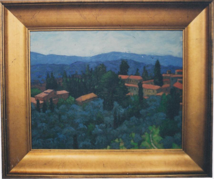 View Over Settignano by  Melissa Hefferlin - Masterpiece Online