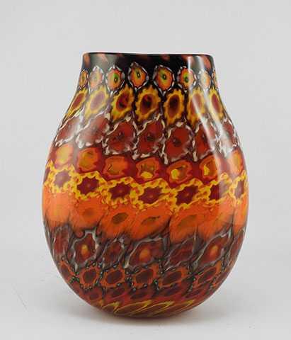 Suzani Vase by  Jeremy Popelka - Masterpiece Online
