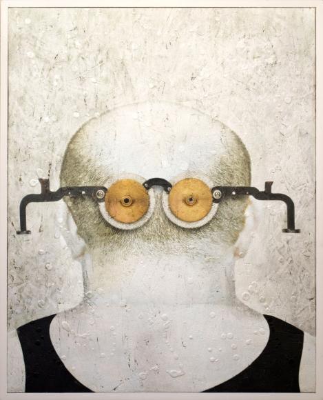 Minds Eye VII by  Carol Coates - Masterpiece Online