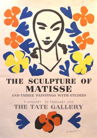AP173 - THe Sculpture... by  Henri Matisse - Masterpiece Online