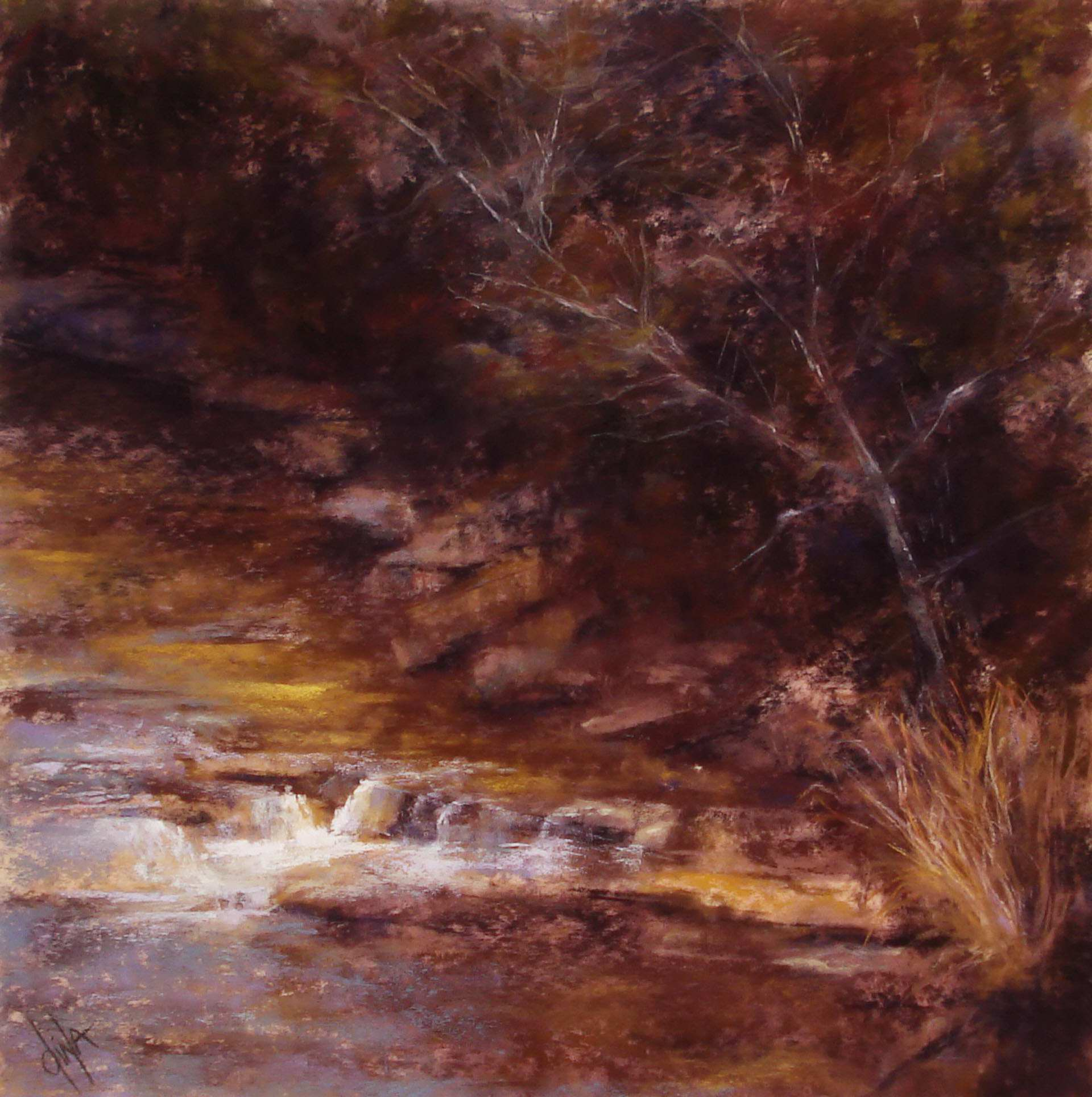 Serenity by Mrs Dina Gregory - Masterpiece Online