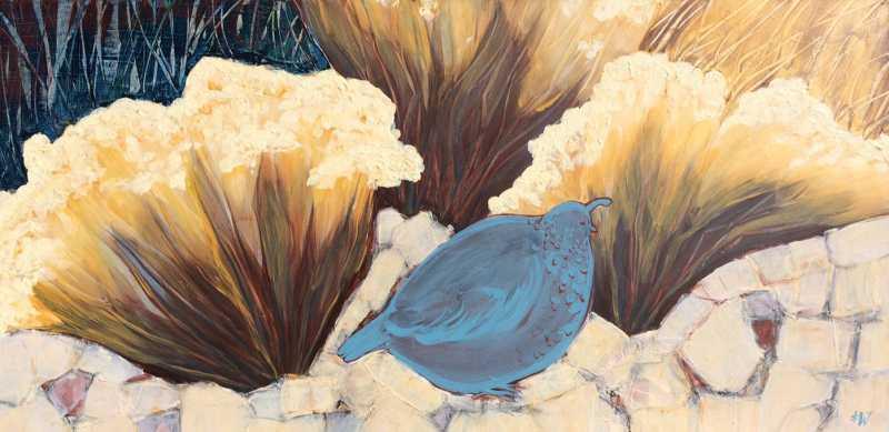 Enough Room to Linger by  Ingrid Winkler - Masterpiece Online