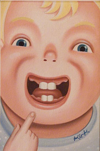 New Teeth by  Daniel Kirk - Masterpiece Online