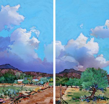 Dixon Road by  JA Gorman - Masterpiece Online