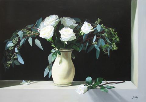 White Grace by  Thomas Stiltz - Masterpiece Online