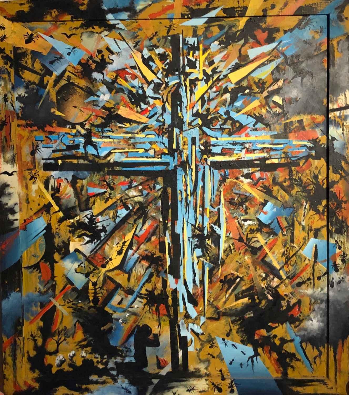 Christ by  Xavier L'HOSTE - Masterpiece Online