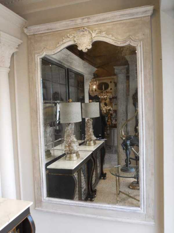 Large Mirror by  French  - Masterpiece Online