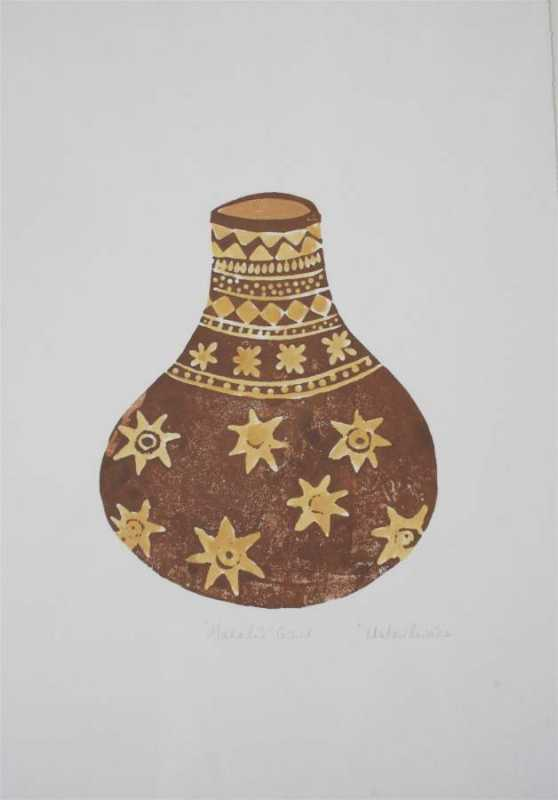 Makalu Gourd by  Marcia Ray - Masterpiece Online