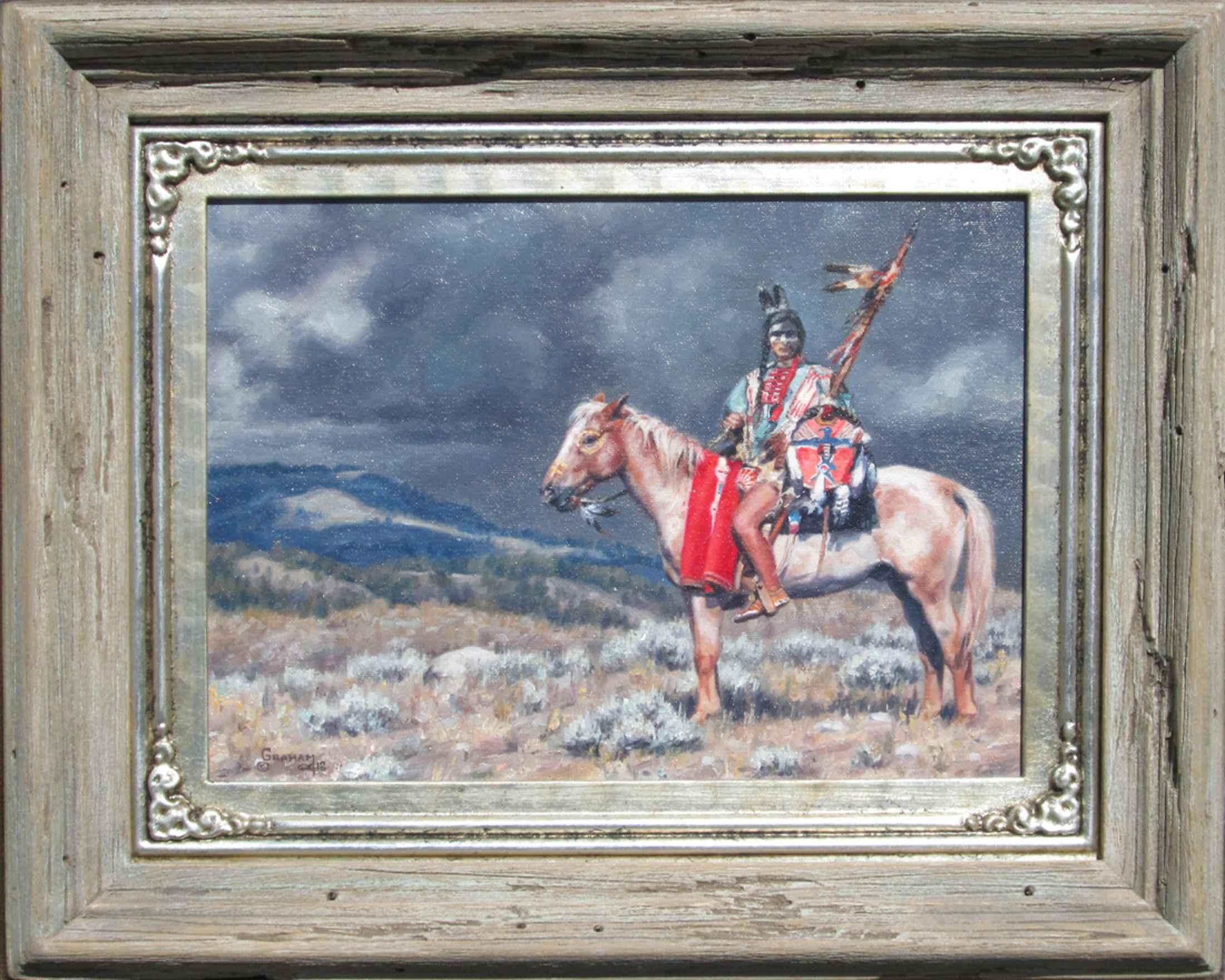 Red Blanket by  David Graham - Masterpiece Online