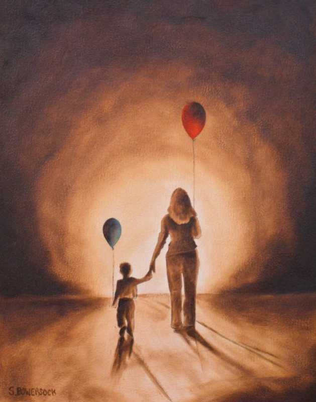 Follow Me by  Steve Bowersock - Masterpiece Online